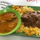 Mutton Nasi Briyani