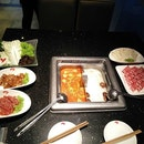 About half an hour #waitingtime to be #seated, this #hotpot was somewhat #worththewait, but was quite #pricey.
