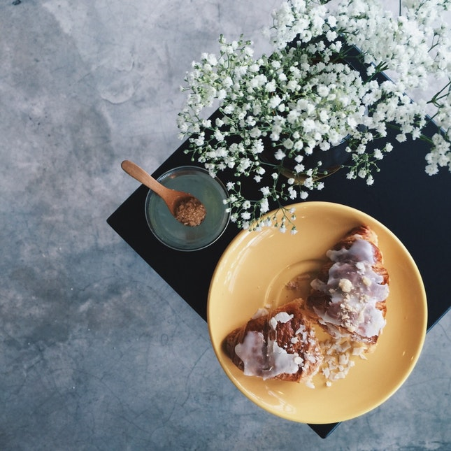 Earl Grey Croissant