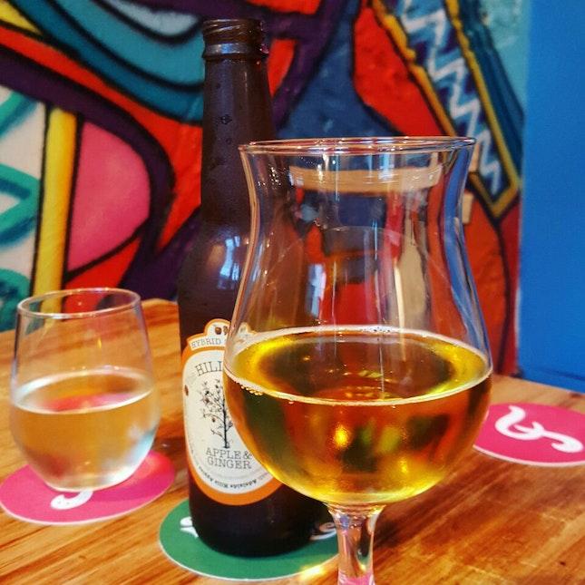 Apple & Ginger Cider