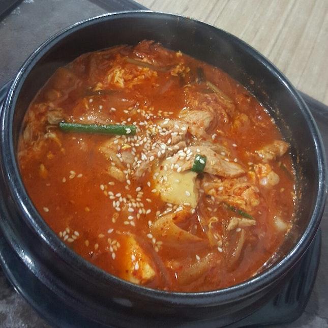 Kimchi Pork Soup