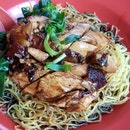 Soy Sauce Chicken Noodles