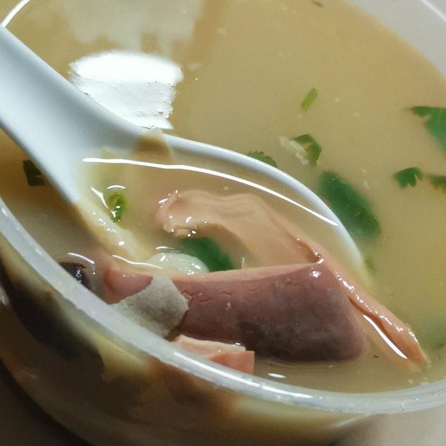 Pork Stomach Soup