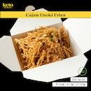 Cajun Enoki Fries