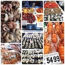 😱 Thursday morning breakfast 🦀  #instafood #sgfoodies #sgfoodie #sgfoodporn #sgfoodlover #instafood_sg #sgigfoodies #foodsg #burpple #foodgram #foodstagram  #sydney #aussie #australia #sydneyeats #sydneyfood #foodshare #yelpsydney #sydneyfishmarket #seafood #fish #sashimi #kilpatrick #mornay