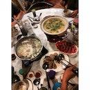 #last #dinner #2013 #family #pumpkin #steamboat #KL #cheras