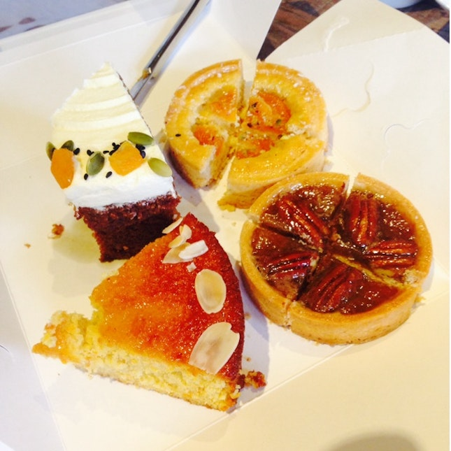 Cakes And Tarts Galore