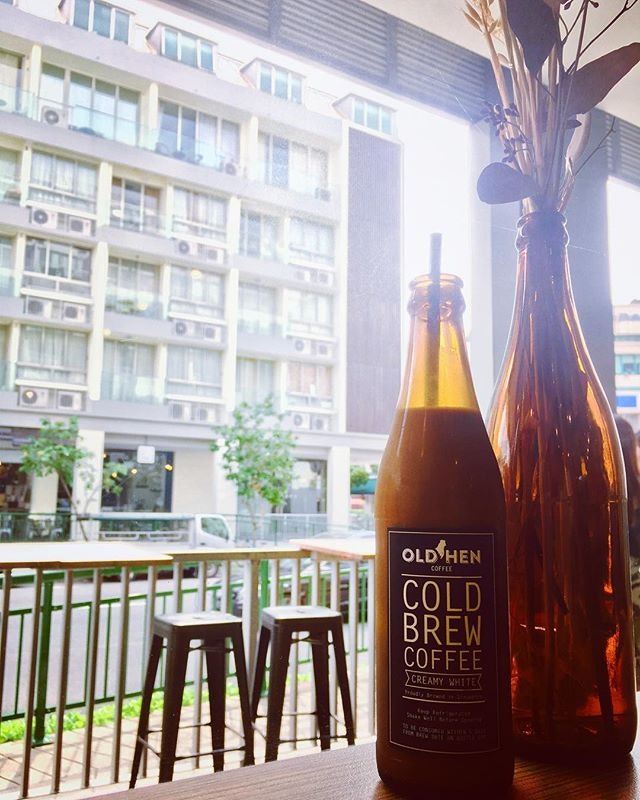 Creamy White Cold Brew