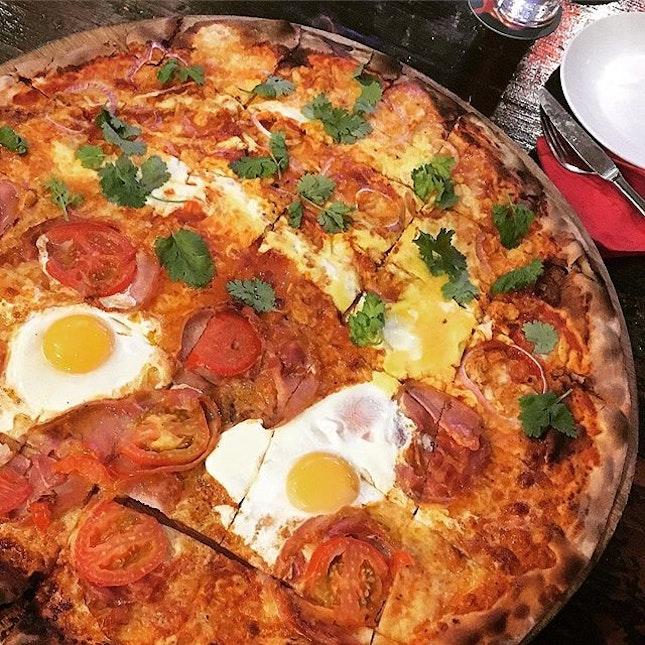 XXL Pizza ($55).