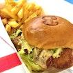 Single Tokyo Fried Chicken Burger ($5)