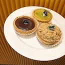 Pablo Mini Chocolate/Matcha/Kaya Tart ($4.20 Each) •HOSTED TASTING•