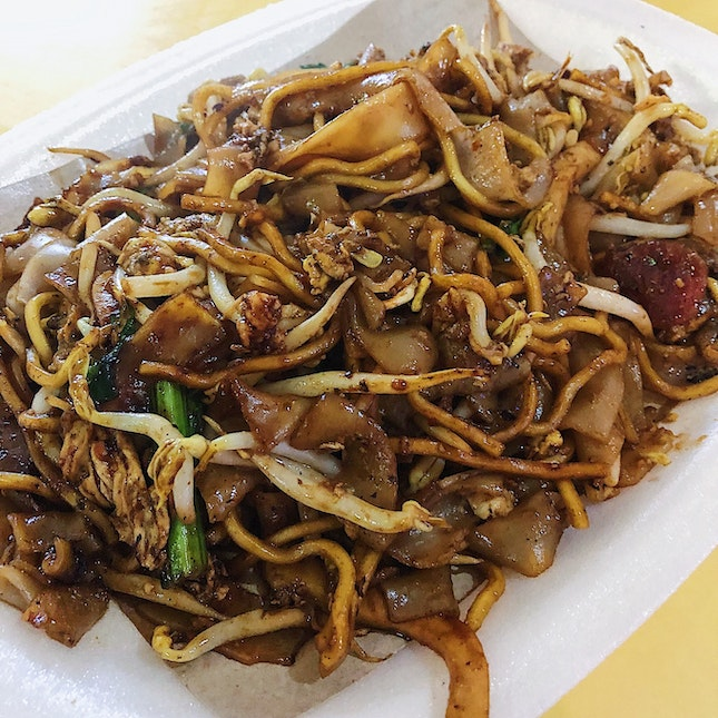 Fried Kway Teow ($5/$8/$10)