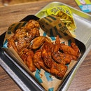 Mixed Korean Fried Chicken ($9.90/12 Pieces).