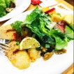 Dory & Salad