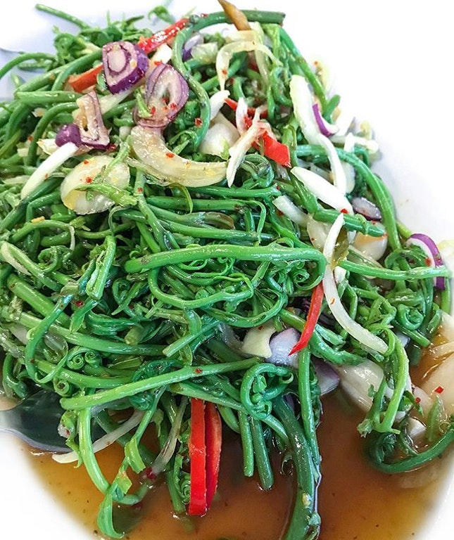 You're only a true Sarawakian if this is your favourite vegetable.