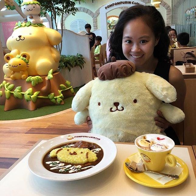Overwhelmed by Pompompurin cuteness!