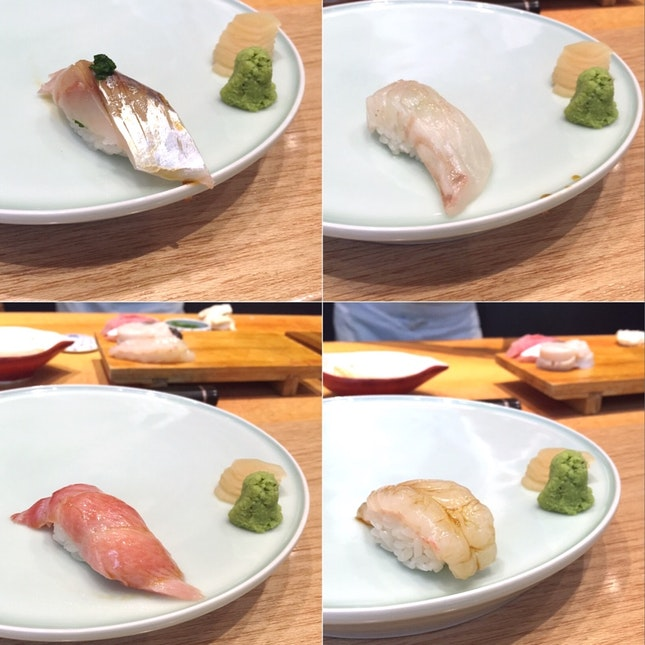 Chef's Specialty Sushi