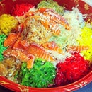 Second Yee Sang this year!