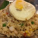 Chef's Fried Rice ($8.80)