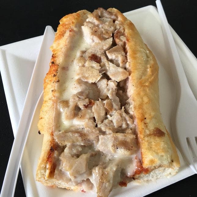 Chicken Panini ($3.80)