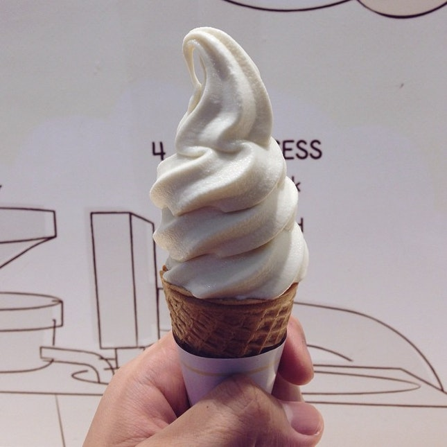 This soymilk ice-cream is as highly addictive as nicotine!!