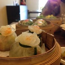 Wake up to a nice dimsum #singapore #food #burpple