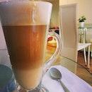 #latte อยากสูดกลิ่นหอมๆ ก่อนนอน #รูปเก่า #coffee #thailand