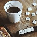 ของเหลวสีดำ ที่ทำให้ชีวิตเป็นสุข CR.Pinterest #coffee #coffeesech #coffeelover #rain #rainyday #acupofcoffee #americano #love