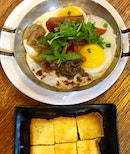 Vietnamese Style Egg With Toast