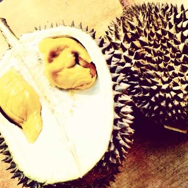 Butter Durian :P