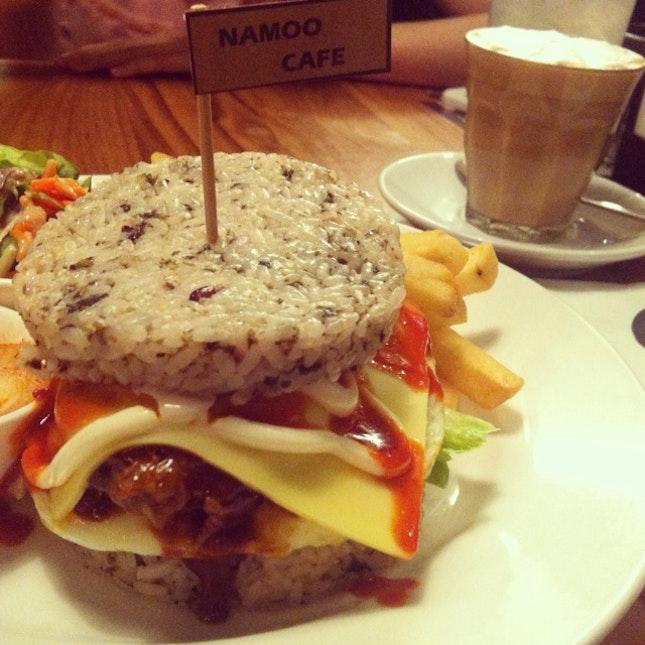 Bibi Rice Burger