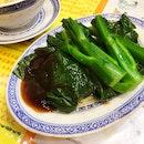 蠔油菜 Vegetable w/ Oyster sauce