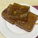 香煎馬蹄糕