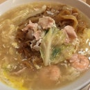 广府炒鸳鸯 Cantonese Style Kuey Teow Mee Hoon