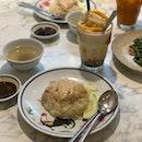 Go-Ang Pratunam Chicken Rice (Plaza Singapura)