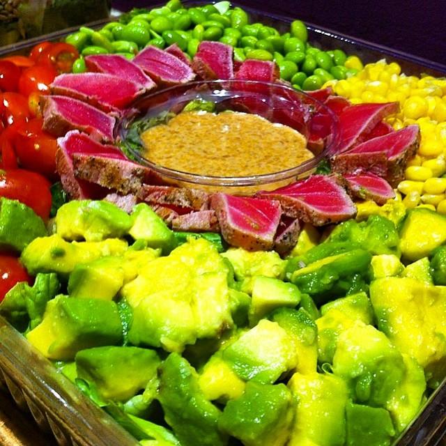 Love is like Salad.