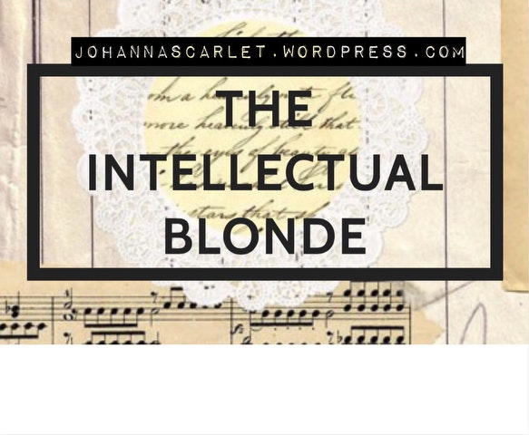 The Intellectual Blonde's