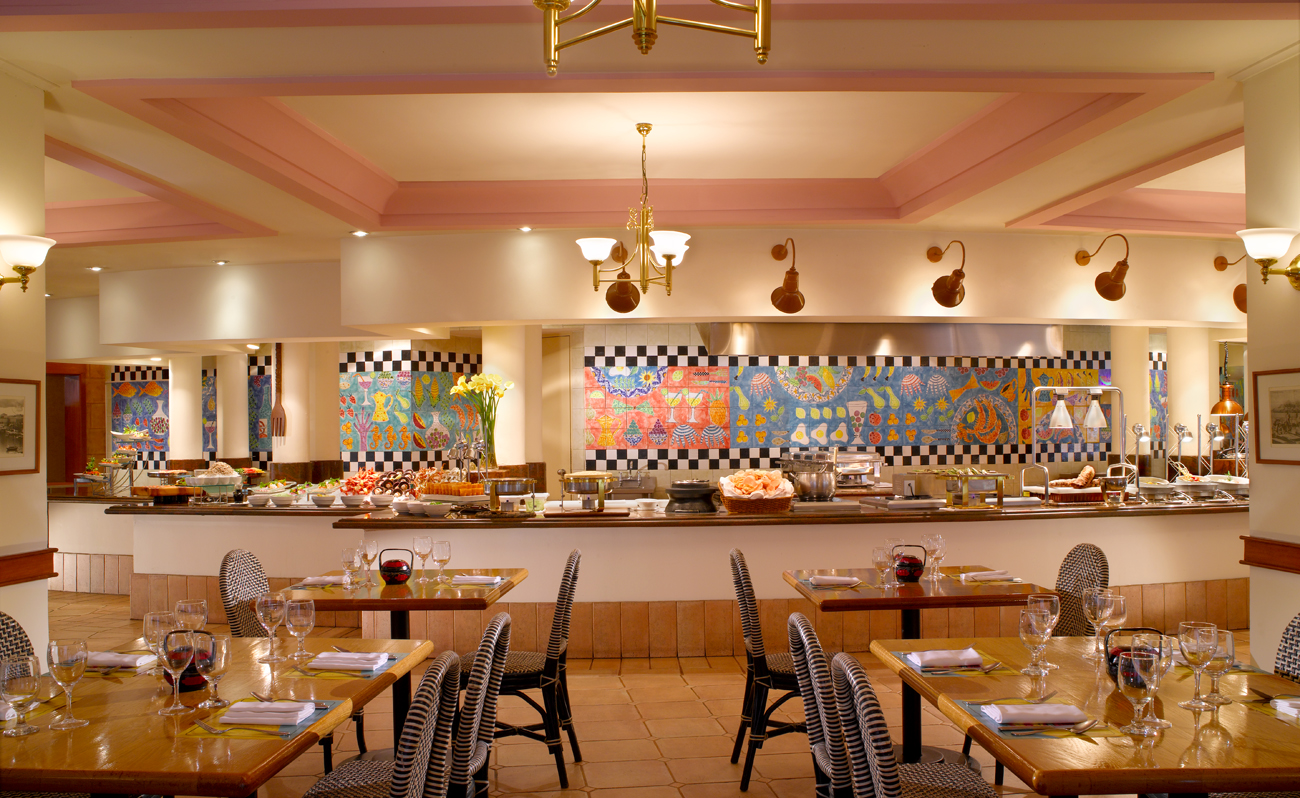 Asian Market Café (Fairmont Singapore) | Burpple - 118 Reviews - City Hall,  Singapore