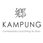 KAMPUNG Contemporary Dining